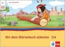 Cover-Bild zu Mein Anoki-Übungsheft. Mit dem Wörterbuch arbeiten. 3.-4. Schuljahr. Arbeitsheft