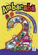 Cover-Bild zu Ambarabà 2. Kursbuch mit Audio-CDs von Cangiano, Rita
