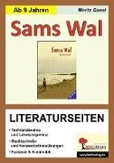 Cover-Bild zu Sams Wal / Literaturseiten