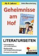 Cover-Bild zu Geheimnisse am Hof - Literaturseiten (eBook) von Blanckenburg, Bella