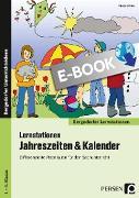 Cover-Bild zu Lernstationen Jahreszeiten & Kalender (eBook) von Weber, Nicole