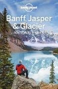 Cover-Bild zu Lonely Planet, Lonely Planet: Lonely Planet Banff, Jasper and Glacier National Parks (eBook)