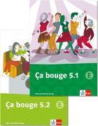 Cover-Bild zu Ça bouge 5 von Stojanovic, Ivana