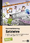 Cover-Bild zu Grammatiktraining: Satzlehre (eBook) von Herzog, Marisa