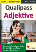 Cover-Bild zu Qualipass Adjektive (eBook) von Herzog, Marisa