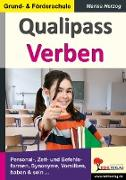 Cover-Bild zu Qualipass Verben (eBook) von Herzog, Marisa