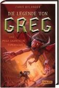 Cover-Bild zu Die Legende von Greg 2: Das mega gigantische Superchaos