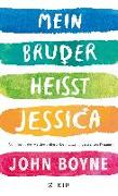 Cover-Bild zu Mein Bruder heißt Jessica