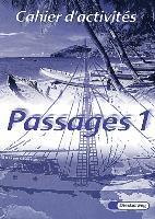Cover-Bild zu Passages 1. Schülerarbeitsheft