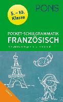 Cover-Bild zu PONS Pocket-Schulgrammatik Französisch. 5.-10. SJ.