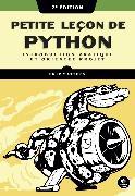 Cover-Bild zu Petite leçon de Python, 2e édition