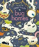 Cover-Bild zu Peep Inside Bug Homes von Milbourne, Anna