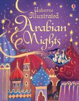 Cover-Bild zu Illustrated Arabian Nights von Milbourne, Anna