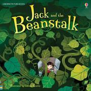 Cover-Bild zu Jack and the Beanstalk von Milbourne, Anna