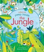 Cover-Bild zu Peep Inside The Jungle von Milbourne, Anna