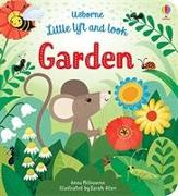 Cover-Bild zu Little Lift and Look Garden von Milbourne, Anna
