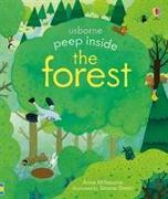 Cover-Bild zu Peep Inside a Forest von Milbourne, Anna