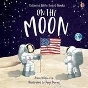 Cover-Bild zu On the Moon von Milbourne, Anna