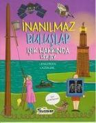 Cover-Bild zu Inanilmaz Buluslar - Isik Hakkinda Hersey von Turner, Matt
