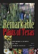 Cover-Bild zu Remarkable Plants of Texas von Turner, Matt Warnock
