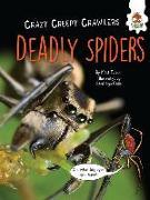Cover-Bild zu Deadly Spiders von Turner, Matt