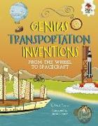 Cover-Bild zu Genius Transportation Inventions: From the Wheel to Spacecraft von Turner, Matt
