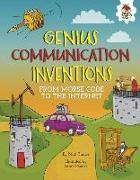 Cover-Bild zu Genius Communication Inventions: From Morse Code to the Internet von Turner, Matt