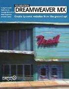 Cover-Bild zu Foundation Dreamweaver MX von Grannell, Craig