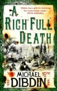 Cover-Bild zu A Rich Full Death (eBook) von Dibdin, Michael