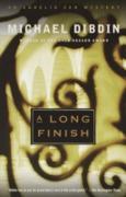 Cover-Bild zu A Long Finish (eBook) von Dibdin, Michael