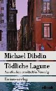 Cover-Bild zu Tödliche Lagune (eBook) von Dibdin, Michael