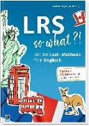 Cover-Bild zu LRS - so what?! von Wagner-Meisterburg, Christina