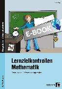 Cover-Bild zu Lernzielkontrollen Mathematik 9./10. Klasse (eBook) von Stey, Julian