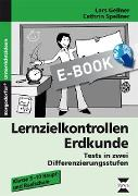 Cover-Bild zu Lernzielkontrollen Erdkunde (eBook) von Gellner, Lars