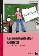Cover-Bild zu Lernzielkontrollen Deutsch 9./10. Klasse von Ebner, Kathrin