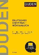 Cover-Bild zu Duden - Deutsches Universalwörterbuch (eBook) von Dudenredaktion (Hrsg.)