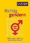 Cover-Bild zu Richtig gendern (eBook) von Diewald, Gabriele