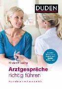 Cover-Bild zu Arztgespräche richtig führen (eBook) von Khaschei, Kirsten
