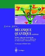 Cover-Bild zu Mécanique quantique. Symétries von Greiner, Walter