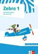 Cover-Bild zu Zebra 1. Schreiblehrgang Grundschrift Klasse 1