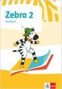 Cover-Bild zu Zebra 2. Lesebuch Klasse 2