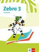Cover-Bild zu Zebra 3. Lesebuch Klasse 3
