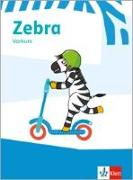 Cover-Bild zu Zebra 1. Arbeitsheft Vorkurs Klasse 1