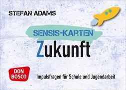 Cover-Bild zu Sensiskarten Zukunft von Adams, Stefan