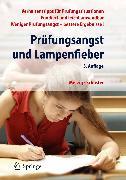 Cover-Bild zu Prüfungsangst und Lampenfieber (eBook) von Schuster, Martin