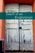 Cover-Bild zu Oxford Bookworms Library: Level 4:: Death of an Englishman von Nabb, Magdalen
