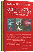 Cover-Bild zu König Artus und die Abenteuer der Ritter von der Tafelrunde von Sutcliff, Rosemary