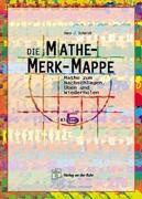 Cover-Bild zu Die Mathe-Merk-Mappe Klasse 5 von Schmidt, Hans J