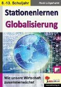 Cover-Bild zu Stationenlernen Globalisierung von Lütgeharm, Rudi