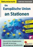 Cover-Bild zu Die Europäische Union an Stationen von Rosenwald, Gabriela